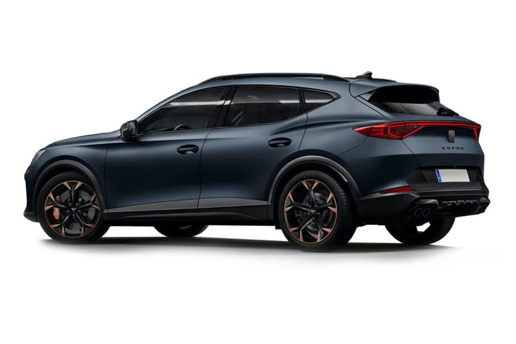 CUPRA Formentor SUV 4Drive 2.0 TSI 190PS V1 5Dr DSG [Start Stop] back view
