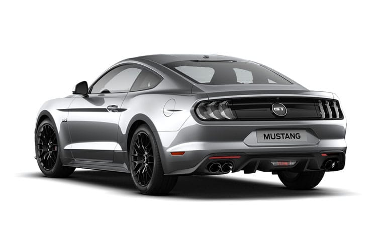 Ford Mustang Fastback 5.0 V8 450PS GT 2Dr SelShift [Custom Pack 4] back view