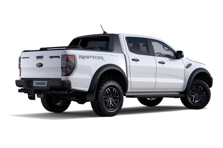 Ford Ranger PickUp Double Cab 4wd 2.0 EcoBlue 4WD 170PS XLT Pickup Double Cab Manual [Start Stop] back view