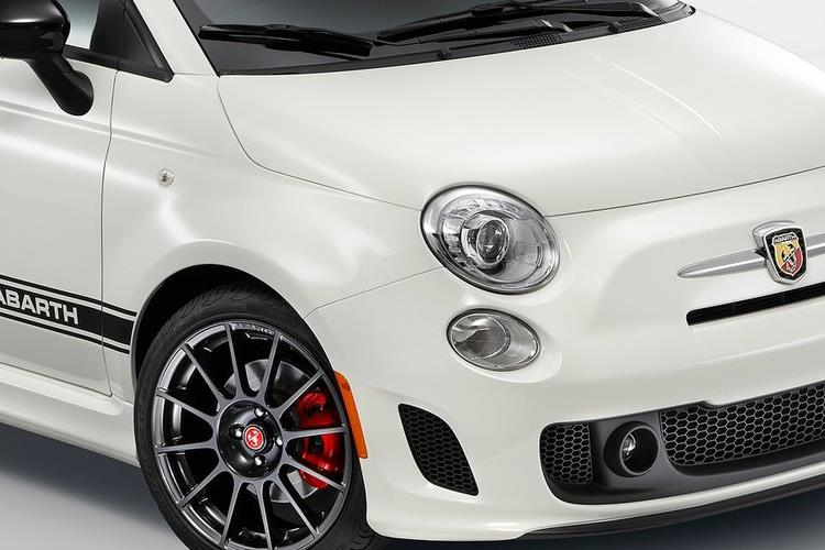 Abarth 595 C Cabrio 1.4 T-Jet 180PS EsseEsse 2Dr Auto detail view
