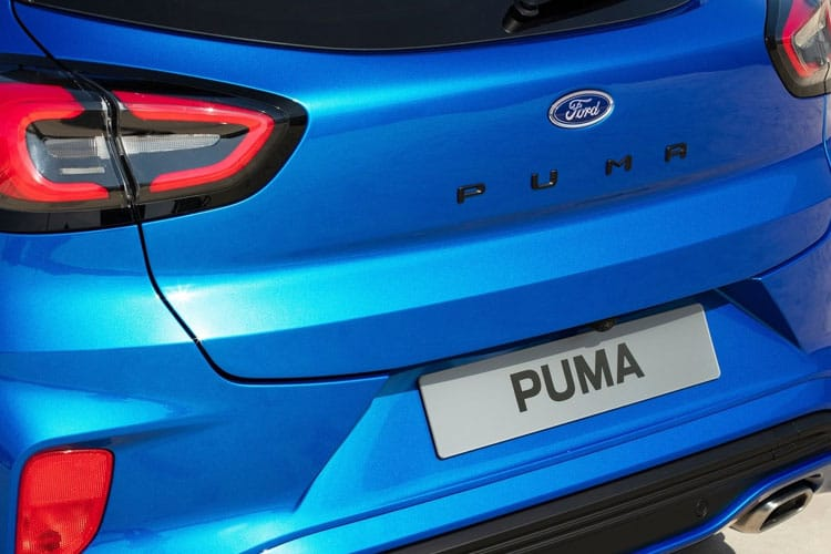 Ford Puma SUV 1.0 T EcoBoost 125PS Titanium 5Dr DCT [Start Stop] detail view