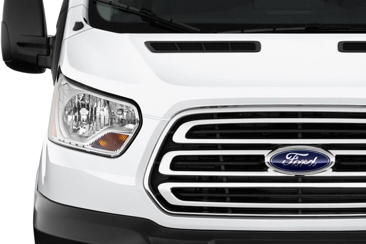 Ford Transit 350 L3 AWD 2.0 EcoBlue 4WD 130PS Leader Premium Dropside Double Cab Manual [Start Stop] detail view