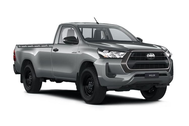 Toyota Hilux PickUp Double Cab 4wd 2.8 D-4D 4WD 204PS Invincible Pickup Double Cab Auto [Start Stop] front view