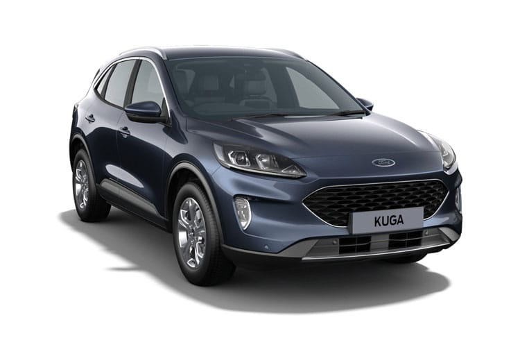 Ford Kuga SUV 2WD 2.5 PHEV 14.4kWh 225PS ST-Line Edition 5Dr CVT [Start Stop] front view