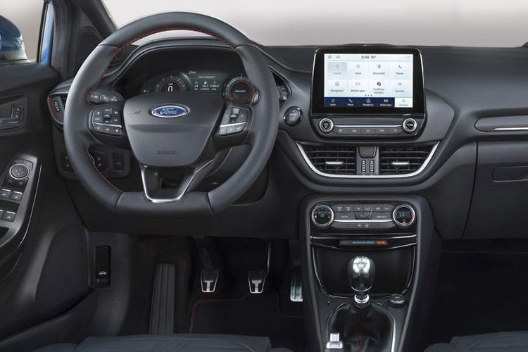 Ford Puma SUV 1.0 T EcoBoost 125PS Titanium 5Dr DCT [Start Stop] inside view