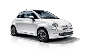 Fiat 500e Hatchback car leasing