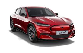 Ford Mustang MACH-E SUV car leasing