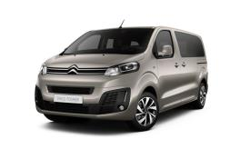 Citroen SpaceTourer MPV car leasing